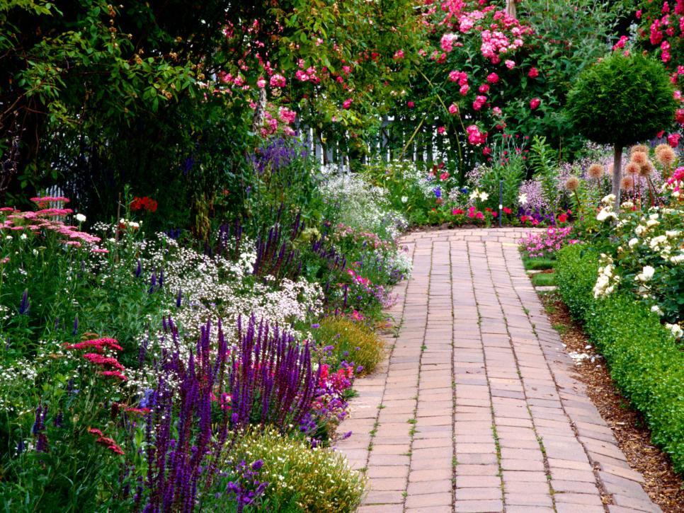 Jardin parfumés